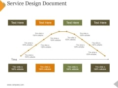 Service Design Document Template 2 Ppt PowerPoint Presentation Icon Designs Download