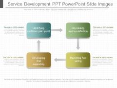 Service Development Ppt Powerpoint Slide Images
