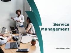 Service Management Ppt PowerPoint Presentation Layouts Graphic Tips
