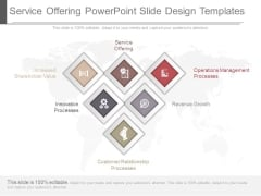 Service Offering Powerpoint Slides Design Templates