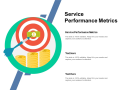 Service Performance Metrics Ppt PowerPoint Presentation Summary Tips