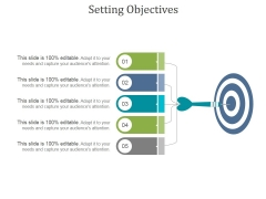 Setting Objectives Ppt PowerPoint Presentation Backgrounds