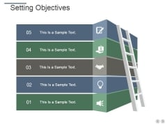 Setting Objectives Ppt PowerPoint Presentation Ideas Format
