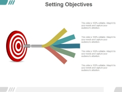 Setting Objectives Ppt PowerPoint Presentation Microsoft
