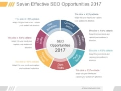 Seven Effective Seo Opportunities 2017 Ppt PowerPoint Presentation Introduction
