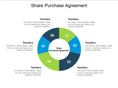 Share Purchase Agreement Ppt PowerPoint Presentation Gallery Icon Cpb