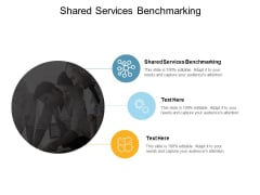 Shared Services Benchmarking Ppt PowerPoint Presentation Gallery Summary Cpb