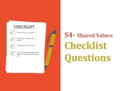 Shared Values Checklist Questions Ppt PowerPoint Presentation Pictures Background Designs