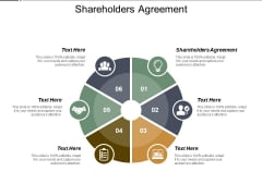 Shareholders Agreement Ppt PowerPoint Presentation Design Ideas Cpb