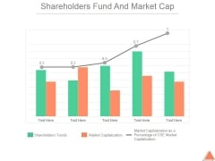 Shareholders Fund And Market Cap Ppt PowerPoint Presentation Guidelines