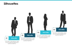 Silhouettes Business Management Ppt PowerPoint Presentation Outline Rules
