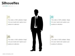 Silhouettes Ppt PowerPoint Presentation Gallery Good