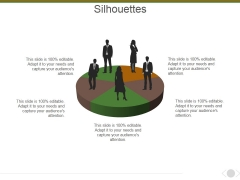Silhouettes Ppt PowerPoint Presentation Infographics Graphics Tutorials