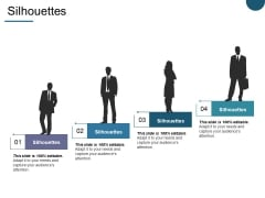 Silhouettes Ppt PowerPoint Presentation Inspiration Skills