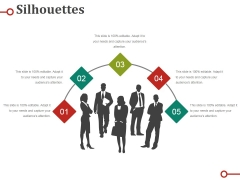 Silhouettes Ppt PowerPoint Presentation Outline Example Topics