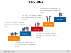 Silhouettes Ppt PowerPoint Presentation Outline Good