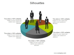 Silhouettes Ppt PowerPoint Presentation Shapes