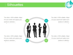 Silhouettes Ppt PowerPoint Presentation Tips
