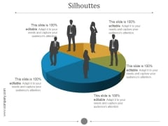 Silhouttes Ppt PowerPoint Presentation Introduction