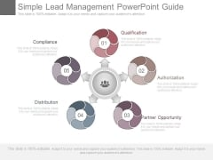 Simple Lead Management Powerpoint Guide