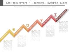 Site Procurement Ppt Template Powerpoint Slides
