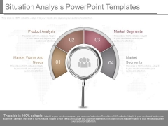 Situation Analysis Powerpoint Templates