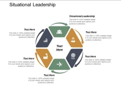 Situational Leadership Ppt PowerPoint Presentation Gallery Design Inspiration Cpb