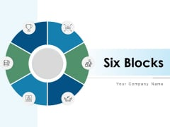 Six Blocks Improvement Process Ppt PowerPoint Presentation Complete Deck