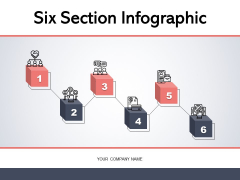 Six Section Infographic Marketing Problem Ppt PowerPoint Presentation Complete Deck