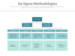 Six Sigma Methodologies Ppt Slides
