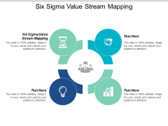 Six Sigma Value Stream Mapping Ppt PowerPoint Presentation Show Graphics Tutorials Cpb