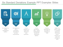Six Standard Deviations Example Ppt Examples Slides