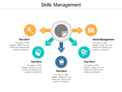 Skills Management Ppt PowerPoint Presentation Styles Clipart Images Cpb
