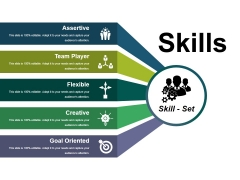 Skills Ppt PowerPoint Presentation Outline Objects