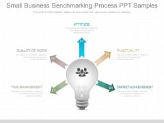 Small Business Benchmarking Process Ppt Samples