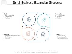 Small Business Expansion Strategies Ppt PowerPoint Presentation Pictures Images