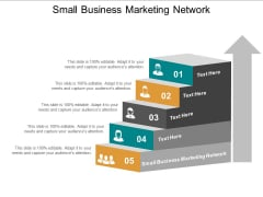 Small Business Marketing Network Ppt PowerPoint Presentation Inspiration Display Cpb