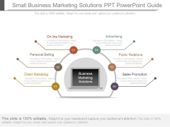 Small Business Marketing Solutions Ppt Powerpoint Guide