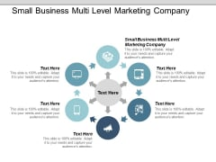 Small Business Multi Level Marketing Company Ppt PowerPoint Presentation Ideas Layouts