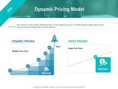 Smart Software Pricing Strategies Dynamic Pricing Model Ppt Icon PDF