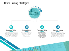 Smart Software Pricing Strategies Other Pricing Strategies Ppt Summary Themes PDF