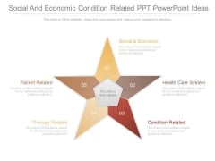Social And Economic Condition Related Ppt Powerpoint Ideas