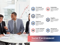 Social Environment Ppt PowerPoint Presentation Portfolio Outfit