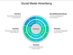 Social Media Advertising Ppt Powerpoint Presentation Portfolio Example Topics Cpb