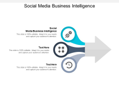 Social Media Business Intelligence Ppt PowerPoint Presentation Inspiration Show Cpb