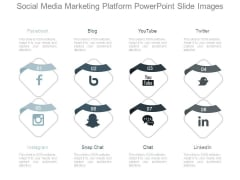 Social Media Marketing Platform Powerpoint Slide Images