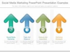 Social Media Marketing Power Point Presentation Examples