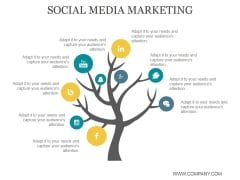 Social Media Marketing Ppt PowerPoint Presentation Images