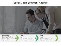 Social Media Sentiment Analysis Ppt PowerPoint Presentation Icon Objects Cpb Pdf