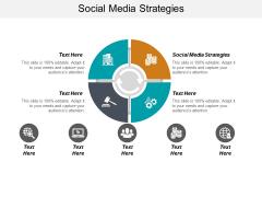Social Media Strategies Ppt PowerPoint Presentation Design Templates Cpb